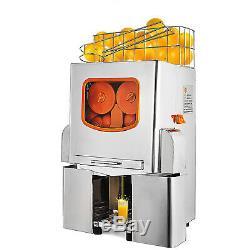 Commercial Automatic Orange Squeezer Lemon Fruit Juice Extractor Juicer Machine