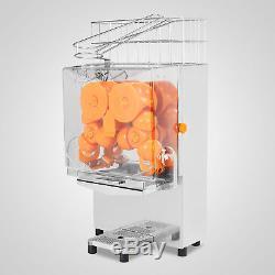 Commercial Electric Orange Squeezer Juice EXtractor Lemon Fruit Squeezer