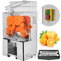 Commercial Electric Orange Squeezer Juice Fruit Lemon Maker Juicer Press Machine