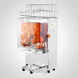 Commercial Electric Orange Squeezer Juice Fruit Maker Hotels Bar Machine Juicer