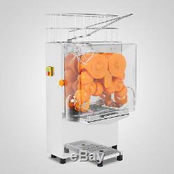 Commercial Electric Orange Squeezer Juice Fruit Maker Juicer Press Extractor