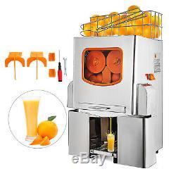Commercial Electric Orange Squeezer Juice Fruit Maker Juicer Press Machine