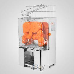 Commercial Electric Orange Squeezer Juice Fruit Maker Machine Lemon Citrus
