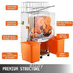 Commercial Fruit Juicer Electric Juice Extractor Orange Lemon Fruit Squeezer