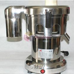 Commercial Fruit Juicer Vegetable Juice Extractor Fruit Squeezer 370W 110V/220V