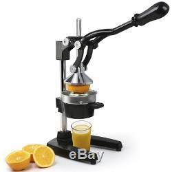 Commercial Grade Citrus Juicer Hand Press Manual Fruit Juicer Juice