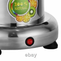 Commercial Heavy Duty Fruit Juice Extractor 2800RPM 3 1/4 quarts per minute