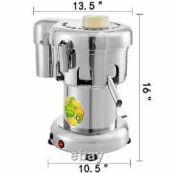 Commercial Juice Extractor Machine Juicer 6080Kg juice/Hour