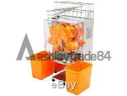 Commercial Orange Juice Squeezer Juicer Extractor Lemon Fruit Squeezer 220V