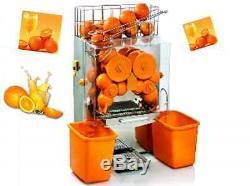 Commercial Orange Juice Squeezer Machine Fruit Squeezer Juicer Extractor 120W