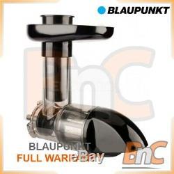 Electric Centrifugal Juicer Fruits Citrus Squezzer Low Speed BLAUPUNKT SJH501