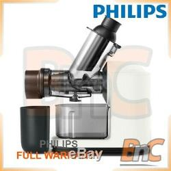 Electric Centrifugal Juicer Fruits Citrus Squezzer Low Speed Philips HR1888 / 80