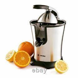 Electric Citrus Juicer Orange Press Extractor Machine Fruit Juice Squeezer 160 W