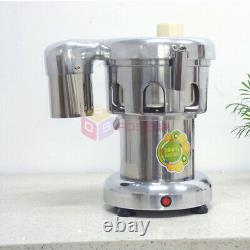 Electric Fruit juicing Machine Stainless Steel Juicer Commercial Fruit Extractor