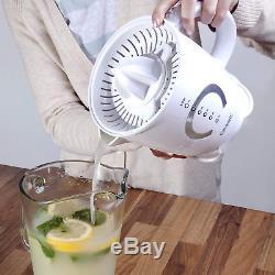 Electric Juice Press Machine Citrus Orange Fresh Fruit Lemon Squeezer Juicer New