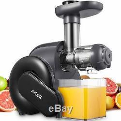 Electric Juicer Fruit Extractor Juice Machine Press Citrus Squeezer Vegetables