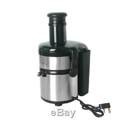 Electric Juicer Fruit Vegetable Juice Extractor 2L Residue Container Two Speed