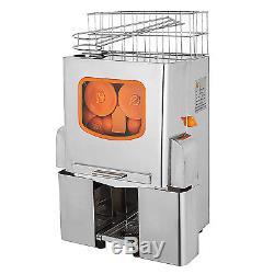 Electric Press Orange Comercial Automatic Citrus Juicer Fruit Juice Extractor