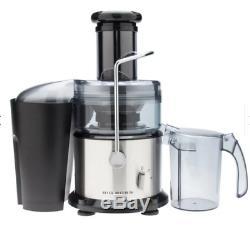 Fruit Juice Maker Power Juicer Machine Vegetable Extractor 2 Speed Wide Mouth