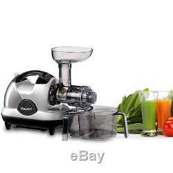 Galaxy NJE-3834 Premium Multi Processor Slow Green Leafy Juice Extractor
