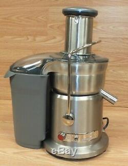 Genuine Breville (800JEXL) Juice Fountain Elite Vegetable & Fruit Juicer READ
