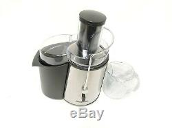 Gourmia GJ750 Wide Mouth Fruit Centrifugal Juicer 850 Watts Juice Extractor