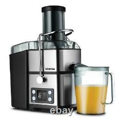 Gourmia Whole Fruit Extraction Juicer with Self Clean