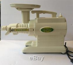 Green LIfe Extractor Twin Gear Juicer SMS-20001