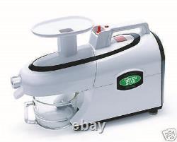 Green Star Elite Model GSE-5000 Twin Gear Juicer