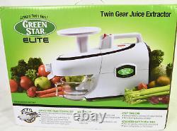 Green Star Elite Twin Gear GSE-5000