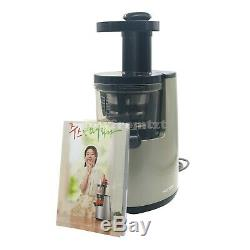 HUROM HH-SBF11 HH Elite Slow Juicer Extractor 2nd Generation Fruit Vegetable B