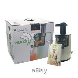 HUROM HH-SBF11 HH Elite Slow Juicer Extractor 2nd Generation Fruit Vegetable TZ