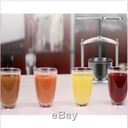 Hand-hold Home Use Squeezer/Fruit Juicer Juice Residue Seperation 3L
