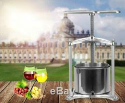 Hand-hold Home Use Squeezer/Fruit Juicer Juice Residue Seperation 6L