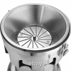 Heavy Duty Commercial Juicer Stainless Steel Juice Extractor WF-A3000 Fruit