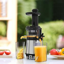 Homgeek Electric Juice Extractor Juice Maker Machine Fruits Juice Squeezer