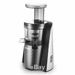 Hurom Celeb Slow Juicer HVS-STF14 Squeezer Fruit Vegetable Juice En Manual