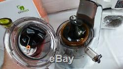JR Ultra 8000S Professional Whole Slow Masticating Juicer Healthy Food RRP £400