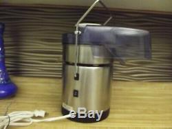 JUICEMAN JUICER MJ 700, automatic vegetable & fruit juice extractor, STAINLESS ST