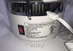 Jack LaLanne Power Juicer CL-003AP Original Classic Juice Pulp Extractor New OB