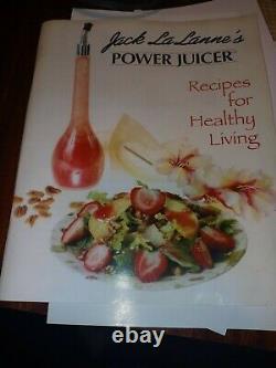 Jack LaLanne Power Juicer Pro