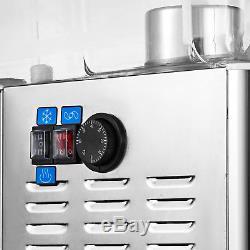 Juice Beverage Dispenser 18L Cold Hot Drink 110v Jet Spray Bubbler Fruit Juicer
