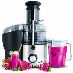 Juice Extractor Centrifugal Juicer Fruit Presser 2L Capacity 800W Machine