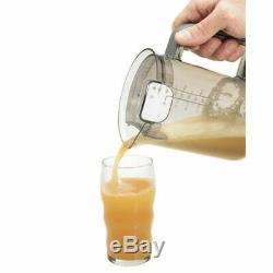 Juice Extractor Fruit & Vegetables Juicer Premium 2-Speed (Hamilton Beach 67850)