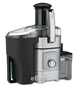 Juice Extractor Machine 1000W Stainless Steel 5 Speed Fruit Vegetable Juicer