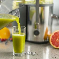 Juice Extractor Machine 1000 Watt Electric Juicer Fruit Citrus Squeezer