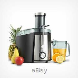 Juice Maker 800W Juicer Machine Fruit Vegetable Extractor Centrifugal Blender