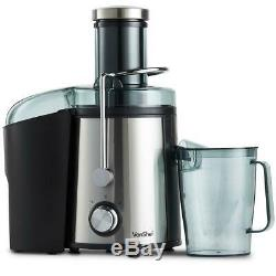 Juice Maker 800W Juicer Machine Fruit Vegetable Extractor Centrifugal Blender UK