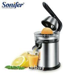 Juicer Electric Orange Citrus Juice Squeezer Fruit Machine Lemon Press Extractor