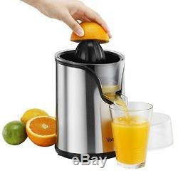 Juicer Machine Electric Orange Citrus Fruit Lemon Lime Squeezer Juice Extractor